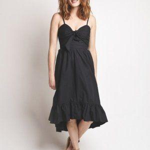 NWT Joie Clorinda Ruffle Tie Front Dress